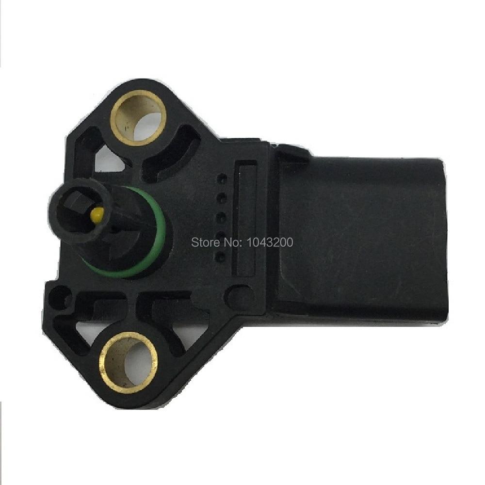 2.0 TDI 7M8, 7M9, 7M6 Sensore MAP ORIGINALE BOSCH 0 281 002 401 Si Adatta VW Sharan