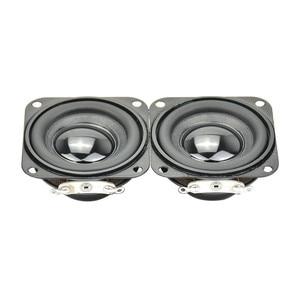 Image 5 - AIYIMA 2Pcs Subwoofer 40MM 1.5Inch Bass Speaker 4Ohm 3W Neodymium Magnetische Bass Multimedia Luidsprekers Diy Audio luidsprekers