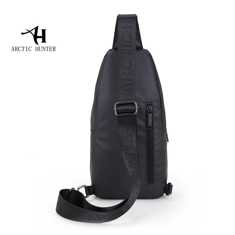 Image 5 - Brand Chest Bag One Shoulder Sling Backpack Daily Travel Crossboy Strap Bags Men Back Bag Casual Personalized Backpacks Stylish-in Backpacks from Luggage & Bags