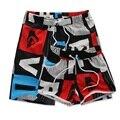 2017 nueva fahion color shorts hombres de secado rápido de la alta calidad hombres de los cortocircuitos cortocircuitos de la playa sea pantalones marea marca fresco pantalones cortos