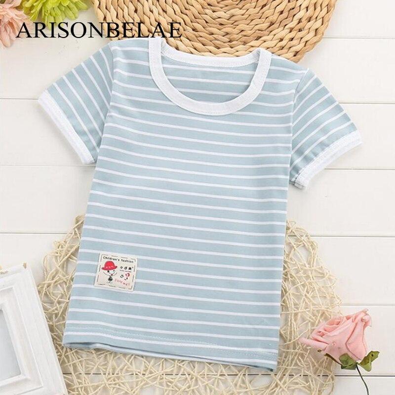 Kinderkleding En Meer.Arisonbelae Zomerblouse Blouse T Shirt Meisjes Jongens Kinderkleding