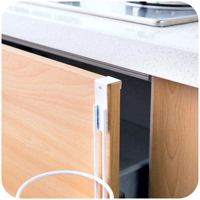 Practical Hair Dryer Holder Cupboard Cabinet Over Door Hook Hanger Storage  Rack Organizer Bathroom Accessories