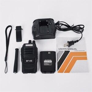 Image 5 - 2 pièces Baofeng K5 jambon Radio talkie walkie 400 470MHz UHF émetteur récepteur 1500mAh 2 voies Radio Amateur Interphone pratique pour la sécurité