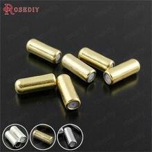 (29919) 50 шт в наборе 105x4 мм золото Цвет с латунным покрытием