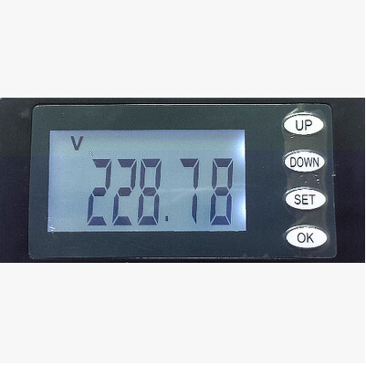 White Backlight Digital LCD AC80-260V 100A 50/60Hz 5IN1 Power Meter Voltage Current KWh time watt meter Voltmeter Ammeter + CT g t power 130a 150a rc watt meter power analyzer digital lcd tester 12v 24v 36v high precision