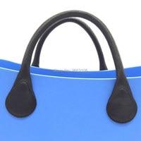 1Pair 2Pcs 45 Cm New Rope Handle For O Bag Handbags Women Italy Brand Silicon Bag