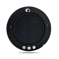Car Solar Air Purifier Home Solar Air Purifier Mini Humidifier Negative Ion Car Oxygen Bar Vehicle Accessories
