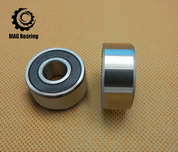1pcs 63302-2RS Double Shielded Deep Groove Ball Bearing 15*42*19.05mm Extra Thick Miniature Ball Bearing 63302 2RS 10pcs 5x10x4mm metal sealed shielded deep groove ball bearing mr105zz