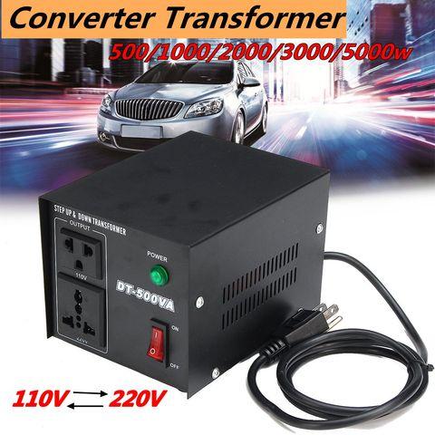 5001000200030005000 w transformador de potencia resistente