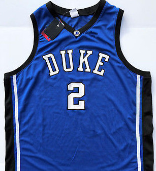#2 Gary Trent JR Duke Blue Devils White College Throwback Basketball Jersey Customize any number and name stitched embroidery