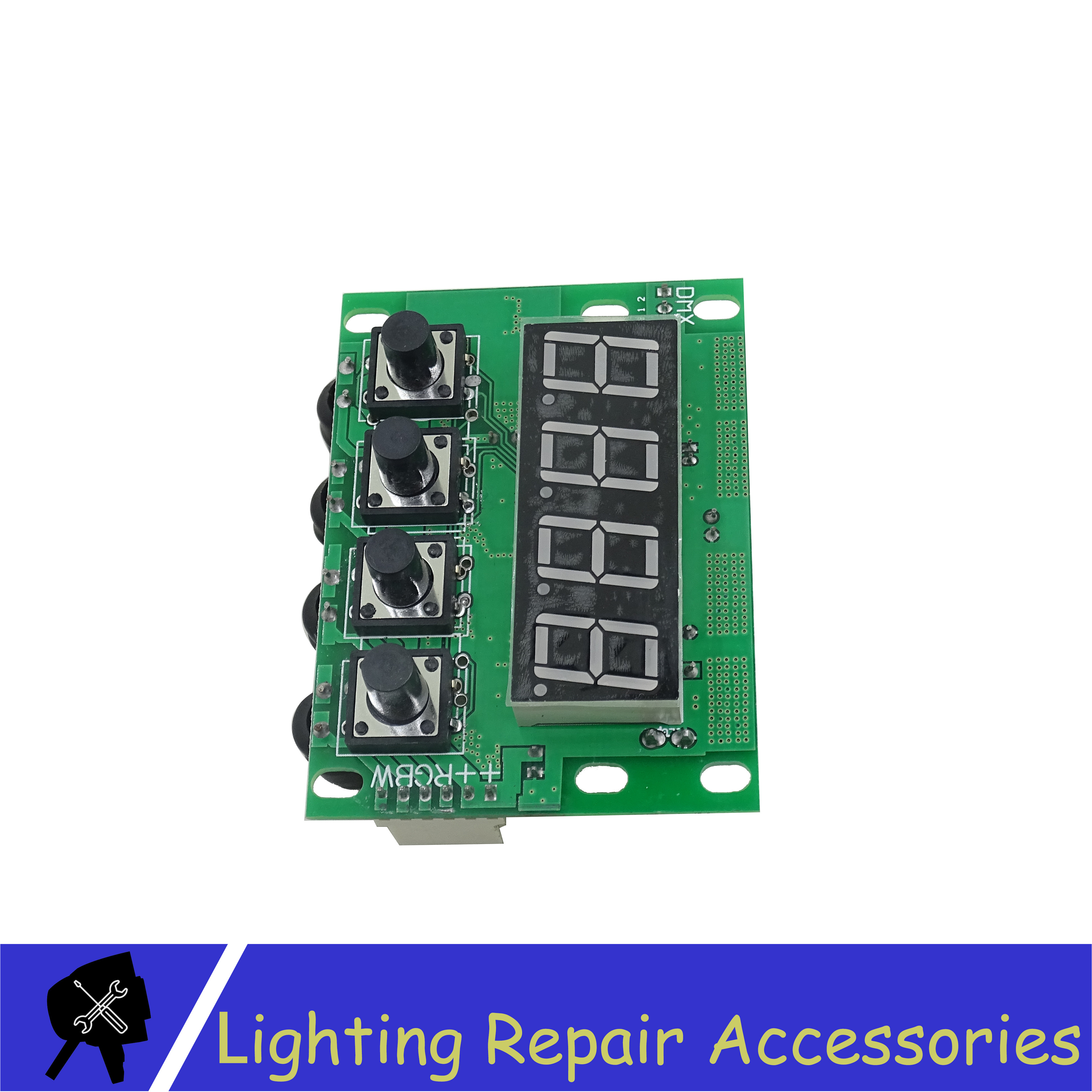 Led Par Light Motherboard Use For 18x15w 24x15w 12x15w RGBWA 5in1 Led Stage Light Waterproof IP65 Or IP33 Repair Spare Parts