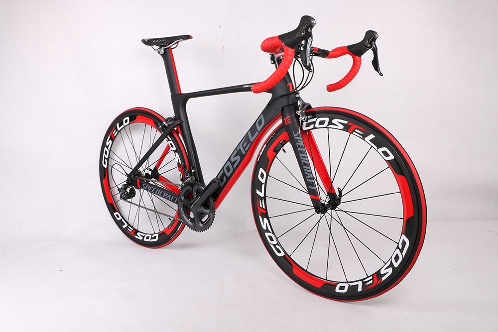 Carbon Fiber Road Bike >> Costelo Speedcraft Complete Bike Carbon Road Bike Bici Completa Bike