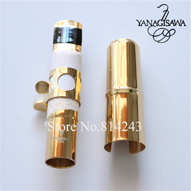 YANAGISAWA Brand Saxophone Mouthpiece Nozzle Alto / Tenor / Soprano Saxophone Mouthpiece 5-9 Musical Instrument Mouthpiece morgan vintage model soprano saxophone mouthpiece 7