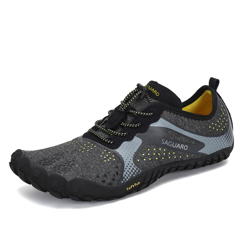 Verão Sapatos de Água Do Aqua Dos Homens Malha Respirável Sapatos Upstream Sapatos Mulher Sandálias de Praia Mergulho Natação Meias Tenis Masculino