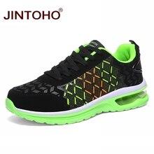 Бренд JINTOHO, Мужская дешевая спортивная обувь, кроссовки для мужчин, уличная Мужская обувь для бега, прогулочная обувь, спортивная обувь, мужские кроссовки