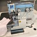 Четырехрядная швейная машина  швейная машина  машина для блокировки носков  герметизация деревянных ушей M900