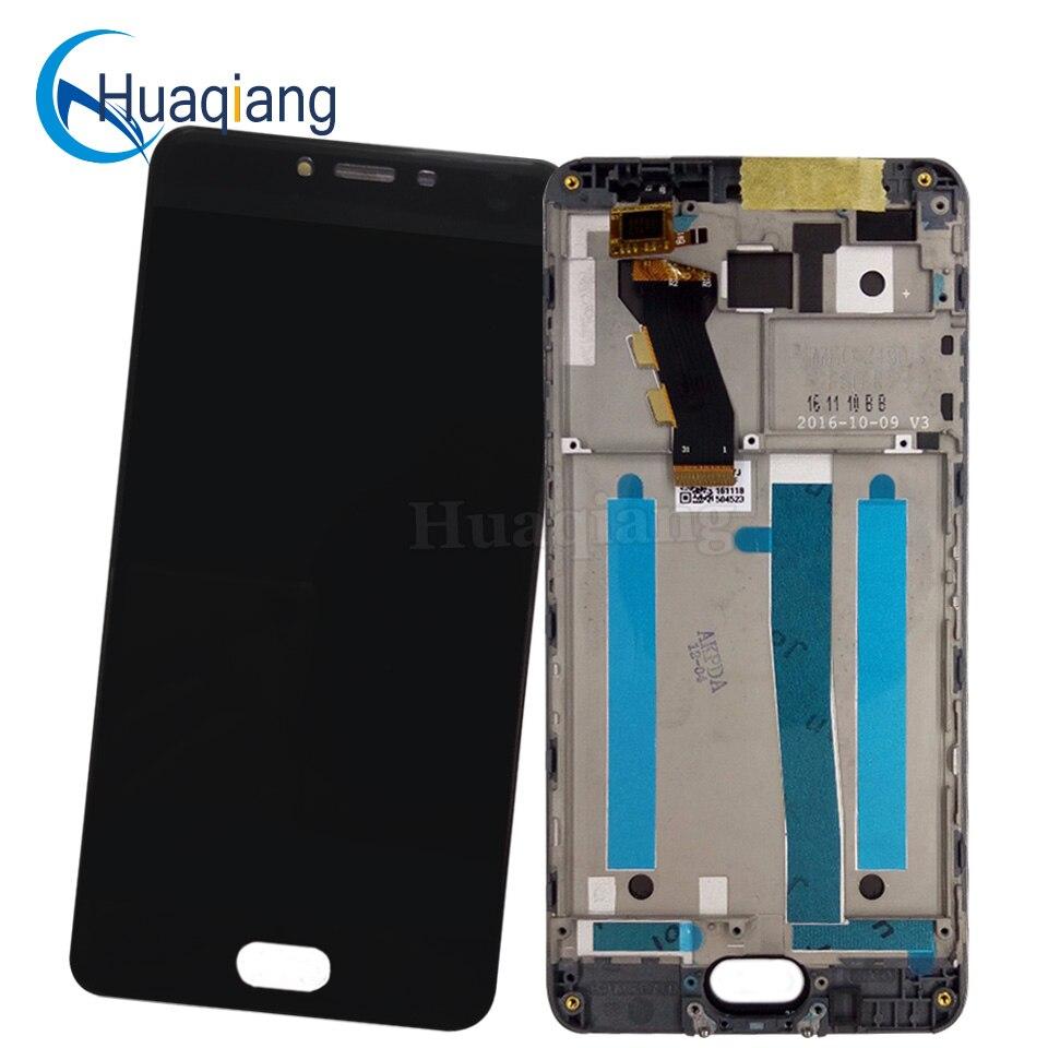 imágenes para Para Meizu M3 Mini M3 s Lcd Display + Touch Screen Digitizer + Frame Reemplazo Para Meizu M3 Y685C Y685Q Y685M Y685H marco de la pantalla