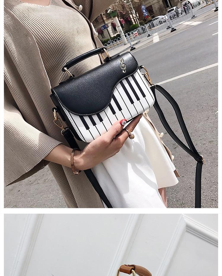 New-Fashion-Piano-Pattern-Pu-Leather-Women's-Flap-Casual-Ladies-Handbag-Shoulder-Bag-Crossbody-Messenger-Bag-Pouch-Totes_07