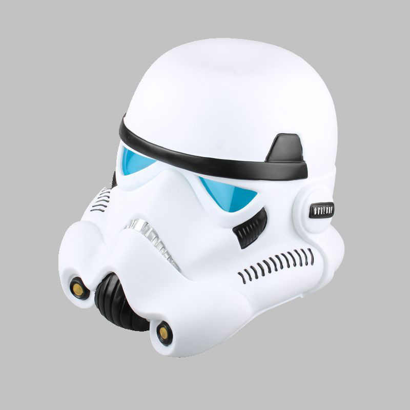 Darth Vader Helm Star Wars Mask Imperial Stormtrooper Helm Halloween The Force Awakens Mask Cosplay Tema Pesta Topeng