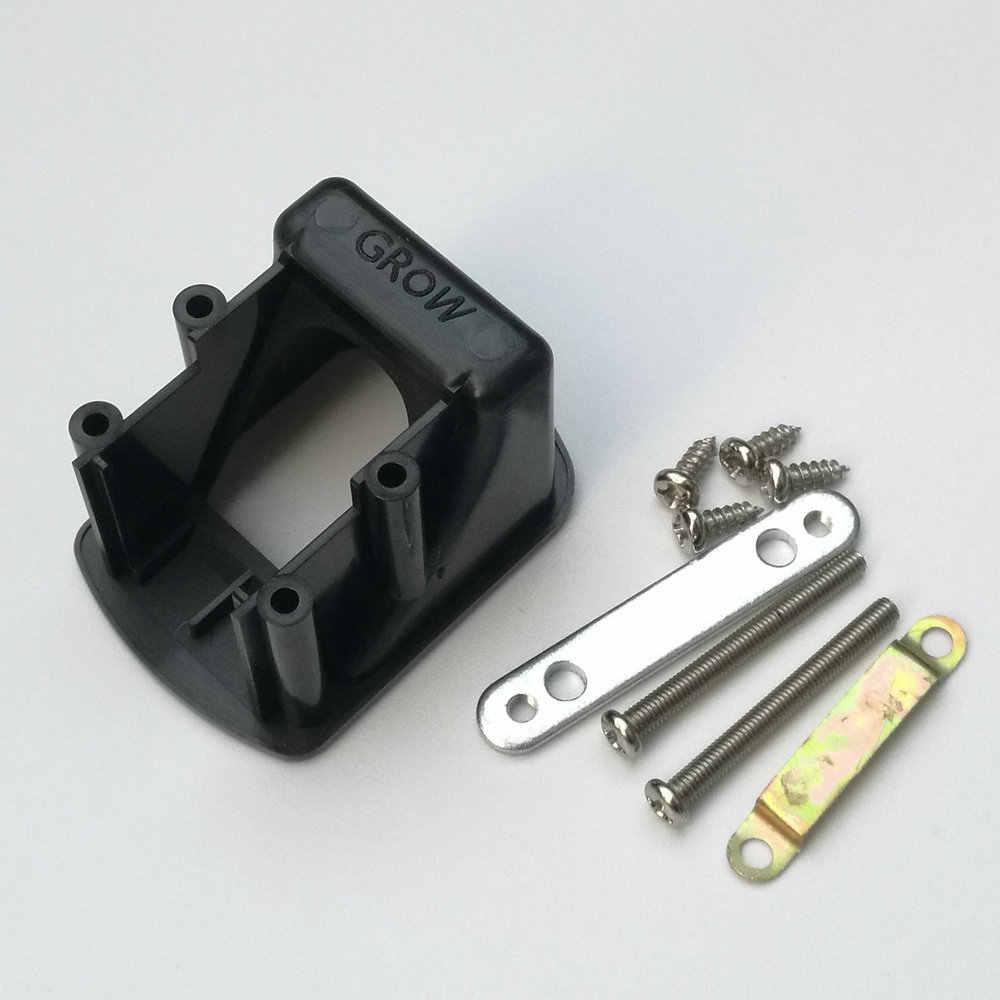 Support de montage du module d'empreintes digitales R307 (noir)