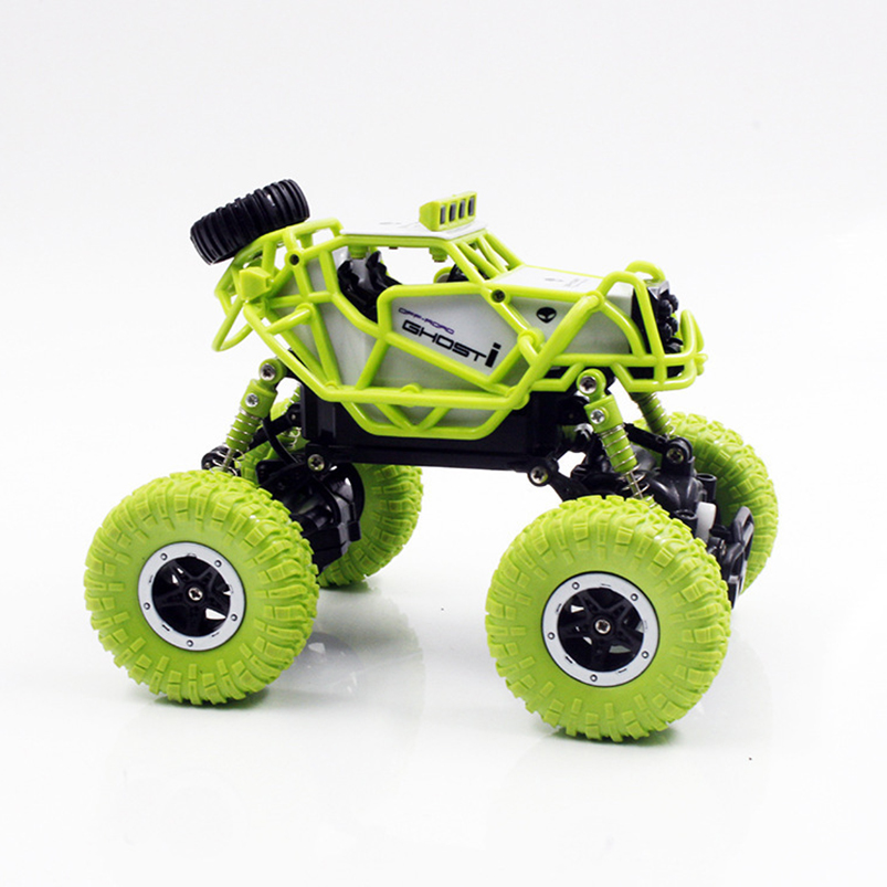 JMT 1 43 Mini Climbing Car 2 4G Electric Remote Control Off road Red Green RC