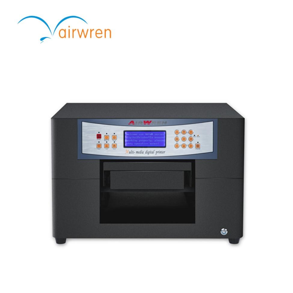 Vente chaude Numérique Uv Machine D'impression En Plastique Id Imprimante De Cartes Personnalisé Souvenir