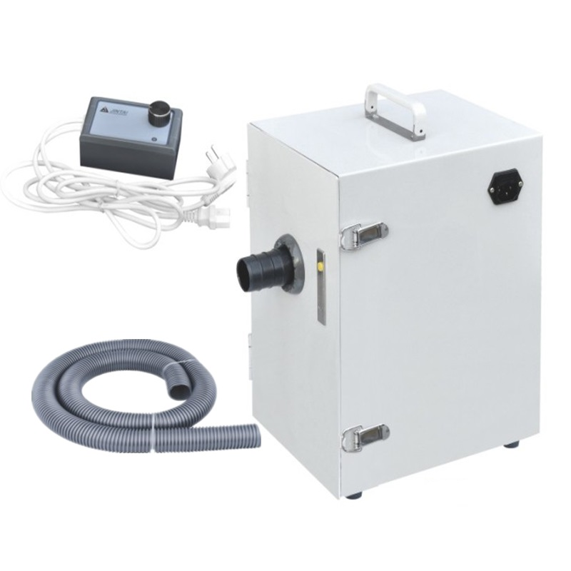 JT-26 Digital Control Dust Collector Dental Vacuum Dust Extractor For Dental Laboratory