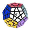 Brand New DaYan Megaminx1 12-eixo 3-rank Dodecaedro Magic Cube Velocidade Enigma Cubos Brinquedos para o miúdo Criança