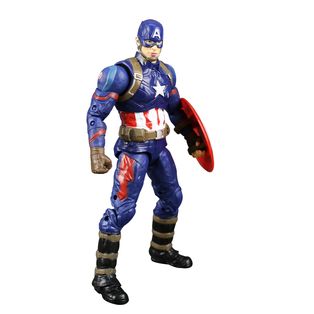 Marvel Avengers Black Panther Black Widow Captain America Scarlet Hawkeye Iron Man War Machine Winter Soldier Ant-Man Figure avengers iron man black panther hawkeye captain america vision black widow pvc action figure collectible model toy boxed