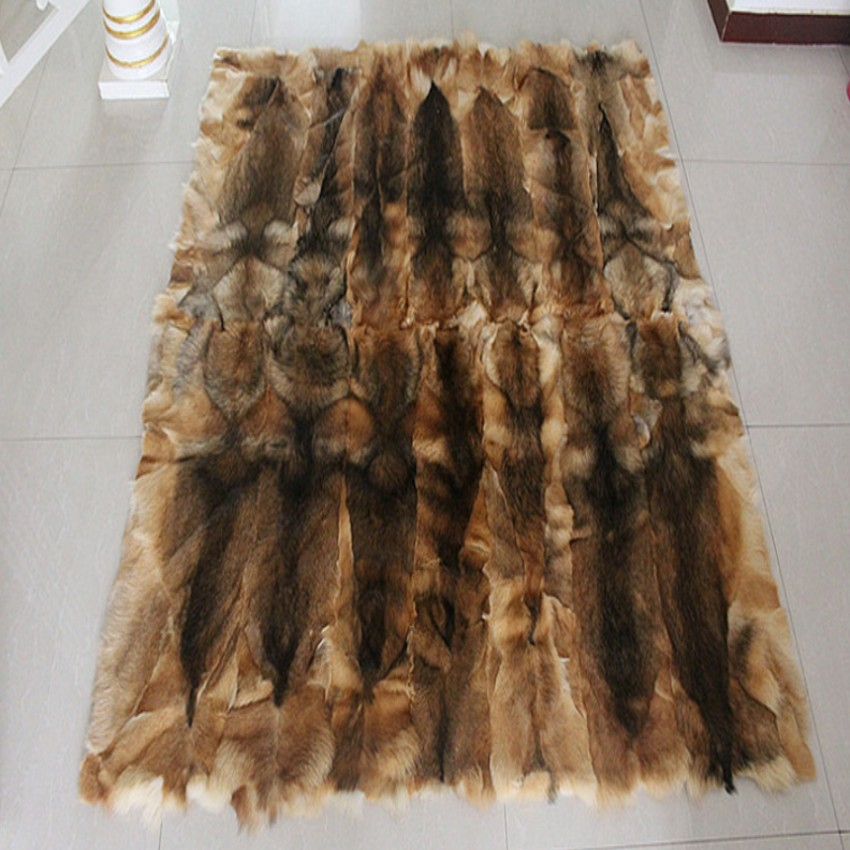 100% genuine rabbit fur rug 180*200cm , rabbit fur <font><b>bed</b></font> sheet,twin size fur mattress, rabbit fur carpet for living room