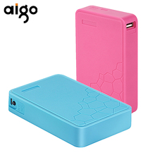 15000mAh External Powerbank Backup Battery Charger 5*18650 Battery Power Bank Case Suitable For iphone For Android