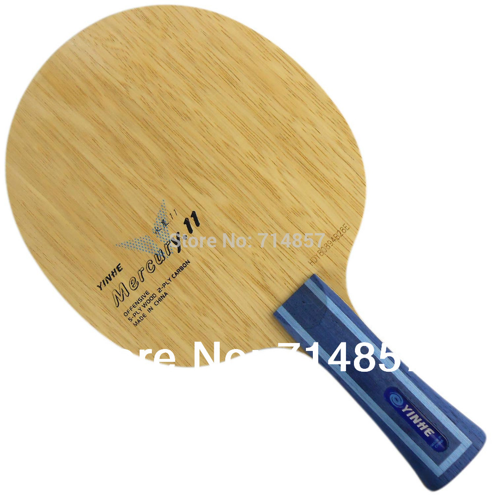 Original Yinhe / Milky Way / Galaxy Mercury.11 (Y-11, Y11, Y 11) Table Tennis / Pingpong Blade