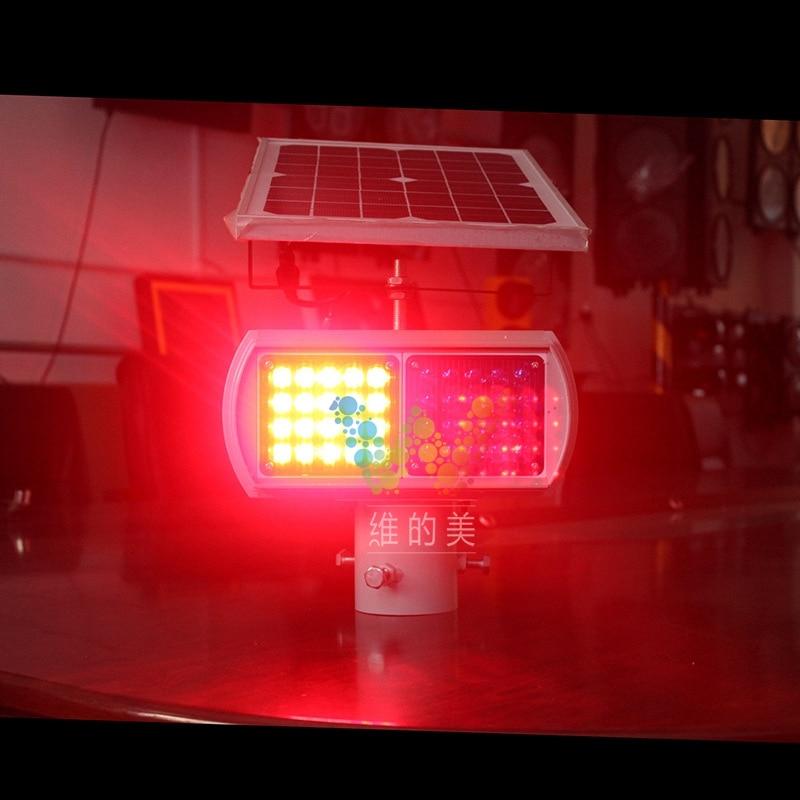 Fabrik Lieferant Solarbetriebene Verkehrssicherheit Blinker Strobe 4 - Schutz und Sicherheit - Foto 3