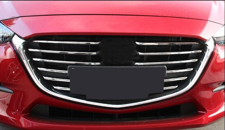 Front Bumper Cover For Mazda 3 07-09 Plastic Primed