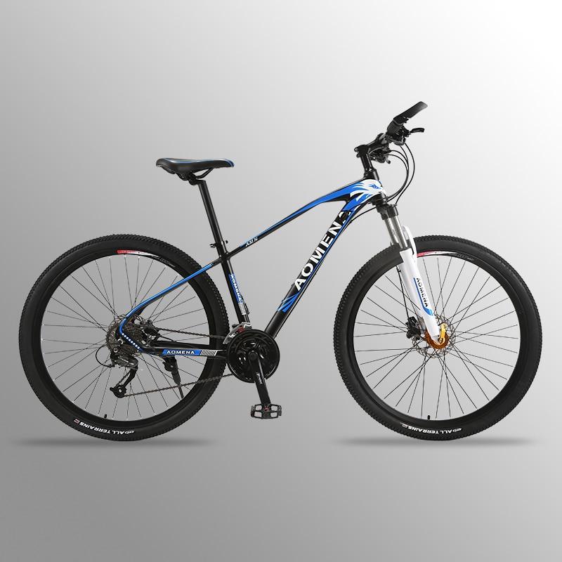 Vol Leopard vélo VTT 27 Vitesse 29 Pouces vélo 29 vélo de route Résistance En Caoutchouc vélo vitesse Mâle