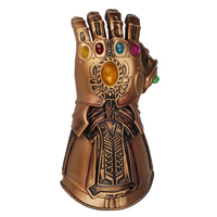 12 The Avengers Glove of Thanos Infinity Gauntlet 1:1 Scale cosplay Left Hand Boxed 30cm PVC Action Figure Model Doll Toys Gift