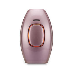 Мини Ручной лазерный эпилятор для дома, устройство для постоянного удаления волос для лица, устройство для удаления волос