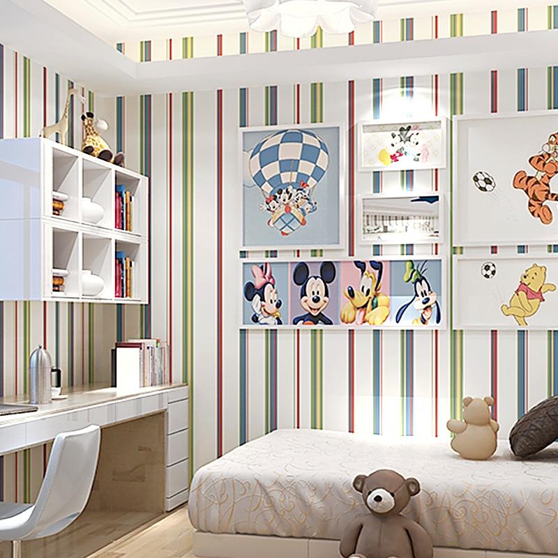 bedroom striped pattern living background mediterranean vertical children wallpapers
