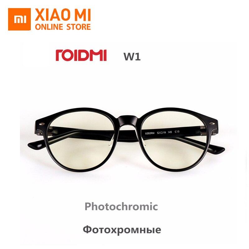 2019 Xiaomi Mijia ROIDMI B1 détachable Anti-rayons bleus protecteur des yeux en verre de protection pour homme femme jouer au téléphone/ordinateur/jeux/W1