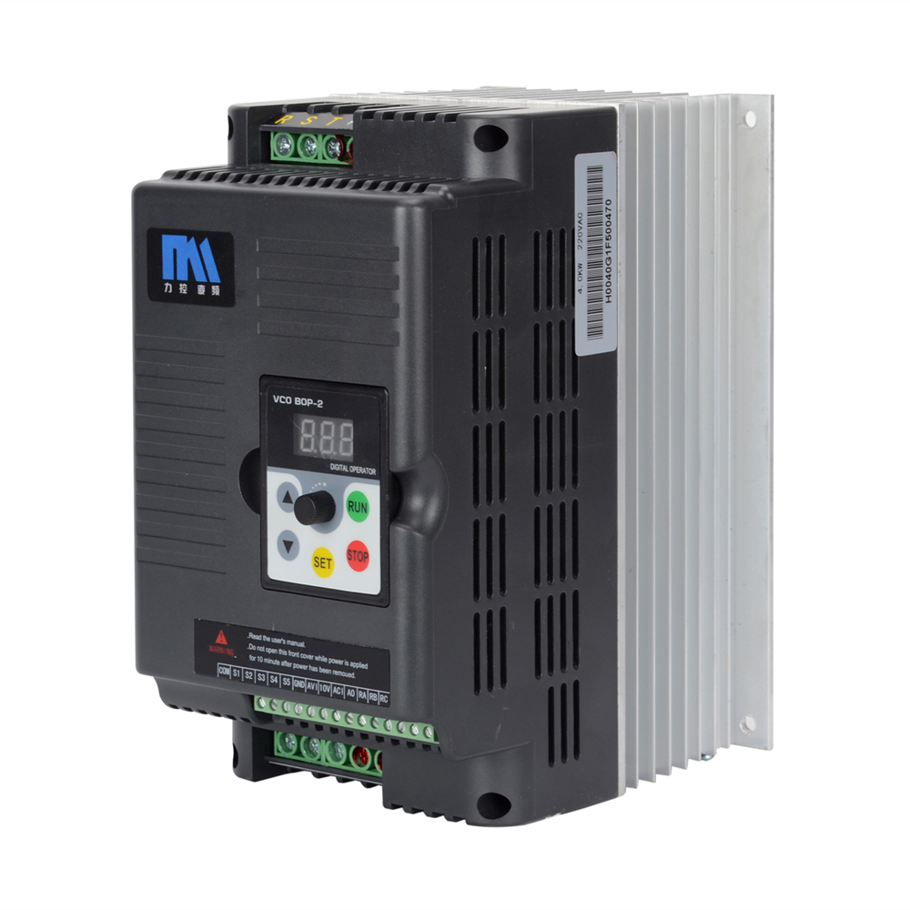 High Performance 4KW 5.4HP Motor Drive VFD 3Ph 380V 9.4A 500Hz Universal for Lathe 3 Phase Asynchronous Motor universal lathe motor drive vfd 1 5kw inverter 2hp 3ph output 380v variable frequency drive for 3 phase asynchronous motor