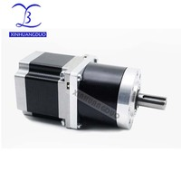 57 motor 56mm Gear ratio 13:1 15:1 18:1 Planetary Gearbox stepper motor Nema 23 4A Geared Stepper Motor 3d printer stepper motor