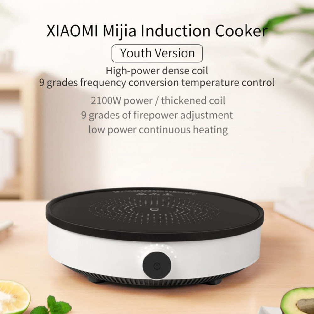 Xiaomi Mijia DCL01CM Induction Cooker Precise Control Heating Cookware Electric Tile Oven Cooktop Plate Stainless Steel Hot Pot (2)