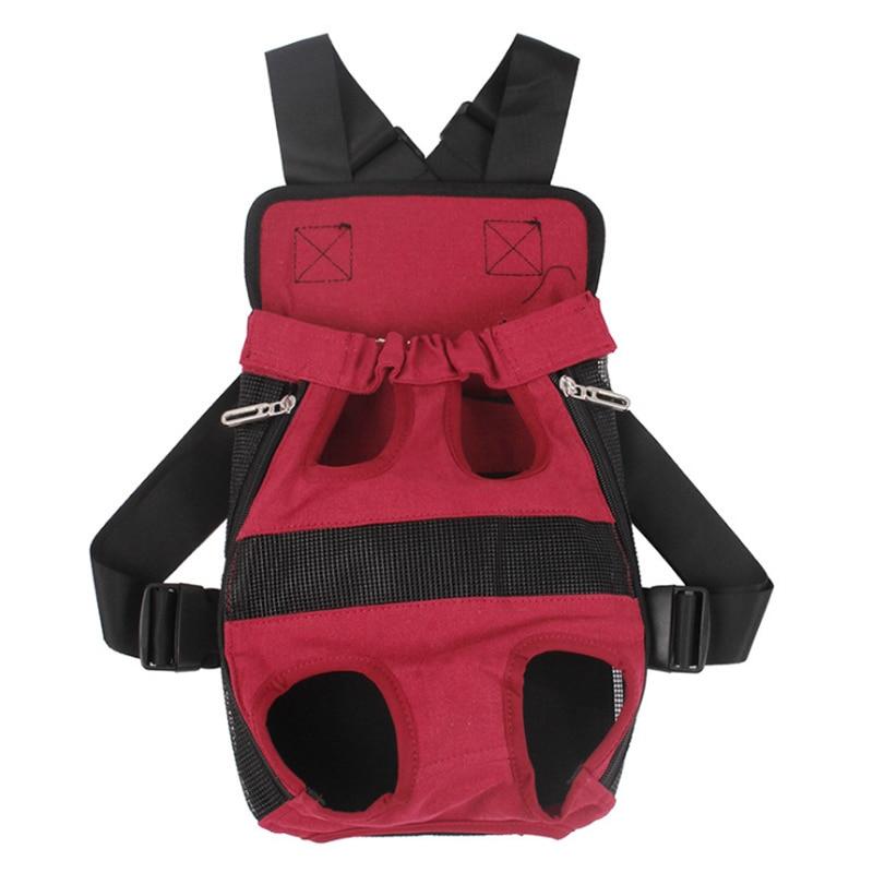 732109757b3 Let s Pet pet dog cat carrier bags dog carrying backpacks