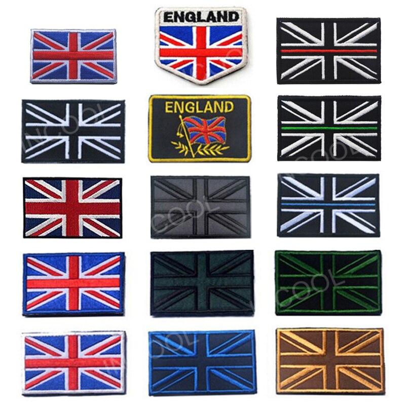 AUFNÄHER Patch FLAGGE flag Fahne Schottland Scotland Sammeln & Seltenes