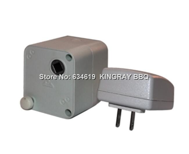 12V 5rpm 10kgs 8x8mm bbq grill rotisserie motor electric plastic barbecue motor big torque output grill motor
