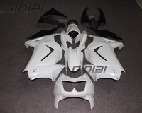 Motorcycle Unpainted Fairings BodyWork Kit For KAWASAKI NINJA250 NINJA 250 250R EX250 2008 2012 +4 Gift 09 10 11