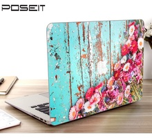 Cover Color Shell Case For Apple Macbook Air 13″ (A1369/A1466) inch For Mac book 11.6 13.3 15.4 Hard Shell Laptop Bag
