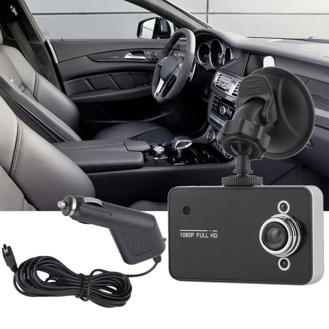 """2.4 """"TFT Câmera Car DVR Camera Recorder Cam Traço Registrator Camcorder Veículo Com G-sensor Nova"""