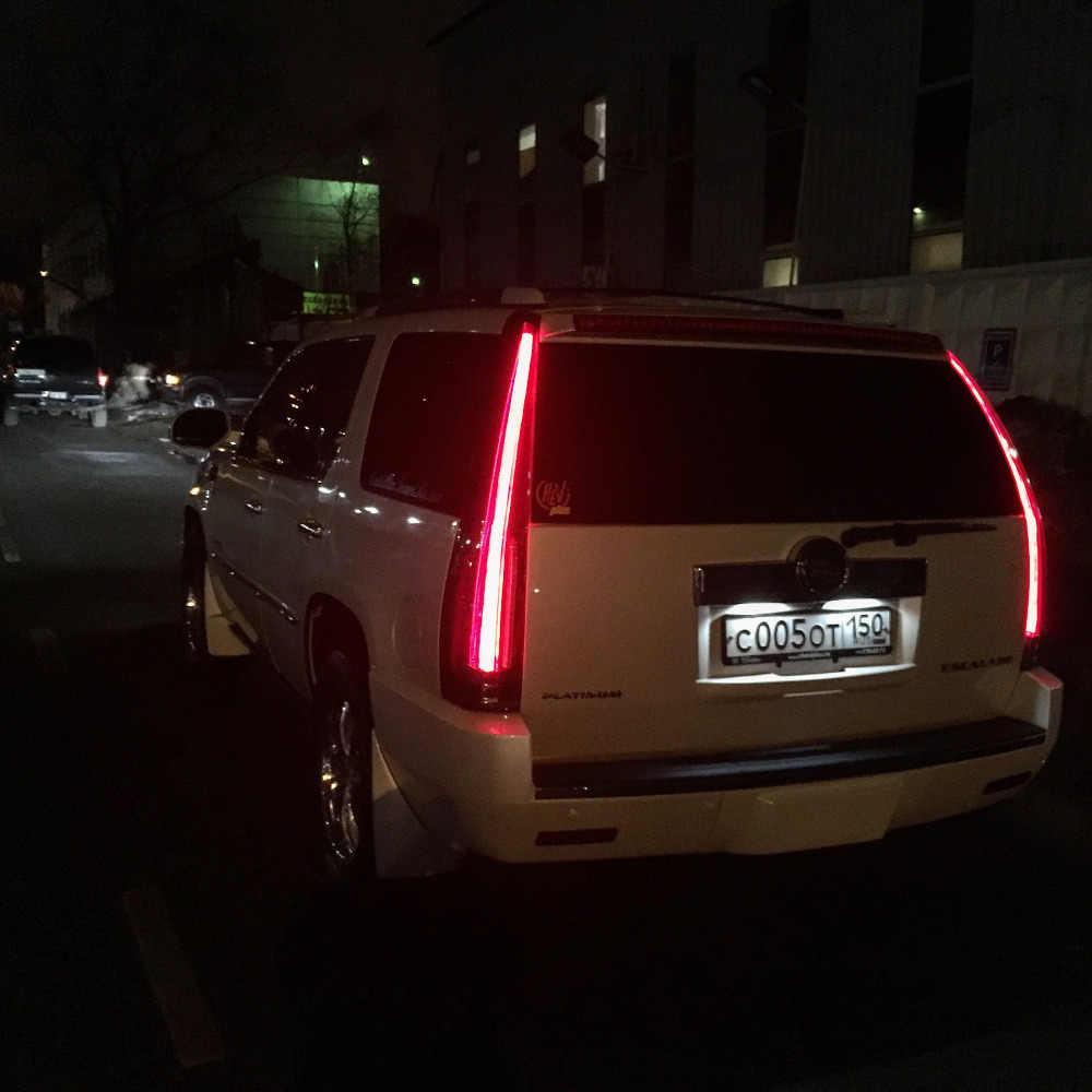 Vland LED Tail Lights For Cadillac Escalade ESV 2007 2008