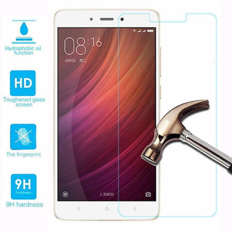 強化ガラスのためxiaomi redmi 5 5a 4a 4PRO 4xプラスa1注4プロseグローバル2画面カバー保護2グラム3グラム4グラム16グラム32グラム64グラム9 h